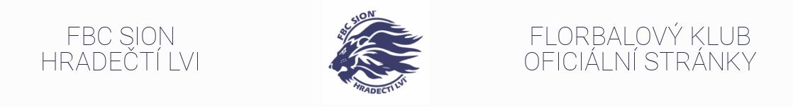 Hradečtí lvi Logo