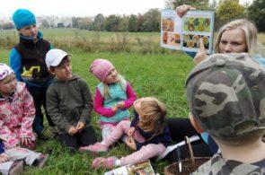 Učíme se houby