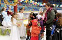 Karneval na ledě